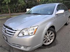 2007 TOYOTA AVALON Limited Navigation