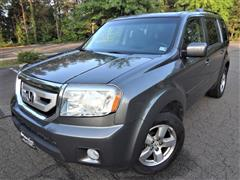 2011 HONDA PILOT EX-L 4WD Backup Camera w/Rear Entertainment Pkg