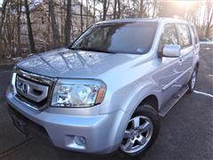2011 HONDA PILOT EX-L AWD w/Rear Entertainment Pkg