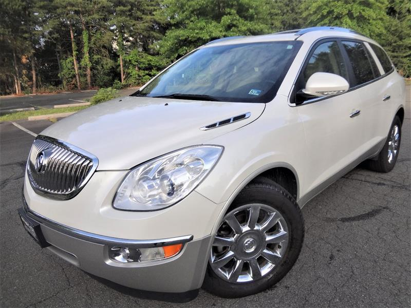 2011 BUICK ENCLAVE CX-L 2/ Rear Entertainment Pkg/ Navigation