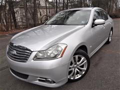 2010 INFINITI M35 X w/NAVIGATION & BACKUP CAMERA