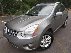 2012 NISSAN ROGUE SV AWD w/Back up Camera