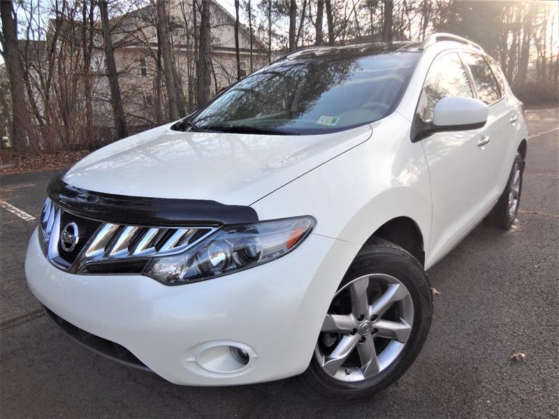 2009 NISSAN MURANO SL AWD w/ REAR ENTERTAINMENT PKG