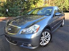 2008 INFINITI M35 X w/NAVIGATION & BACKUP CAMERA