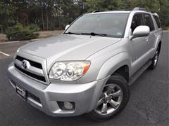 2008 TOYOTA 4RUNNER Limited 4WD