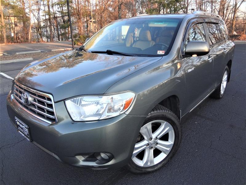 2009 TOYOTA HIGHLANDER Limited, 4x4, 3rd row seating