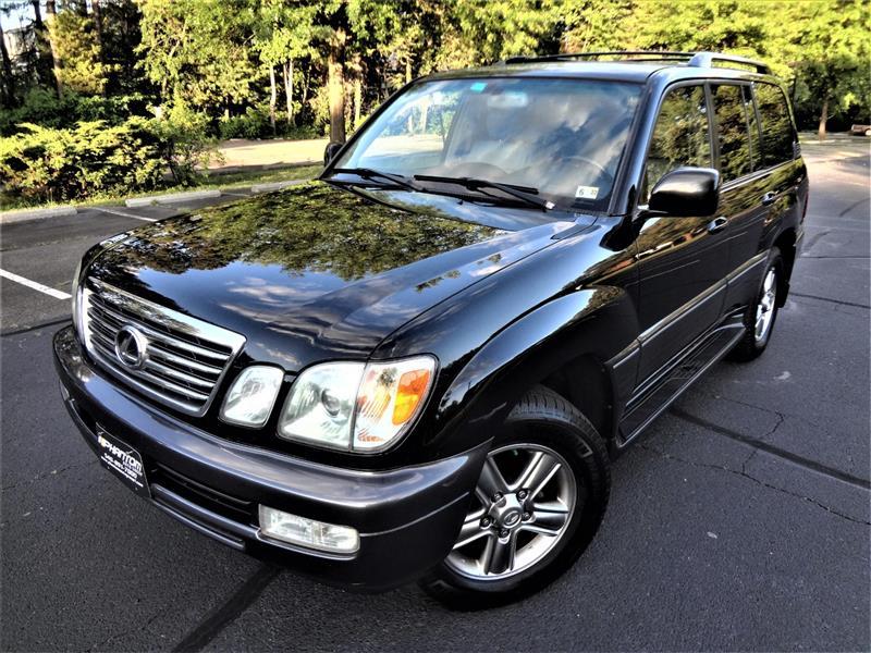 2006 LEXUS LX 470 4WD PREMIUM