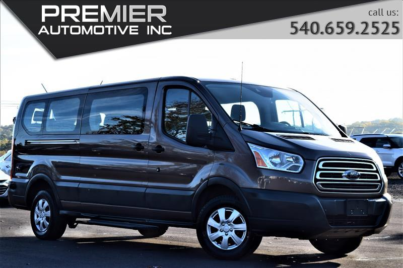 2018 FORD TRANSIT PASSENGER WAGON XLT T-350 Low Roof