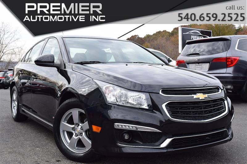 2015 CHEVROLET CRUZE LT w/RS Package