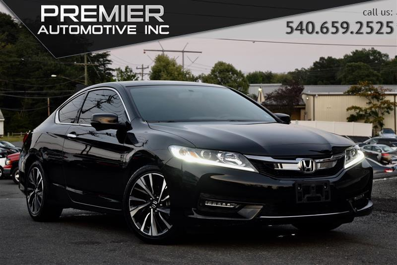 2016 HONDA ACCORD COUPE EX