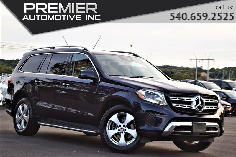 2017 MERCEDES-BENZ GLS GLS 450 4MATIC