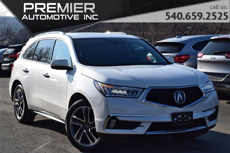 2017 ACURA MDX SH-AWD w/ Advance Package