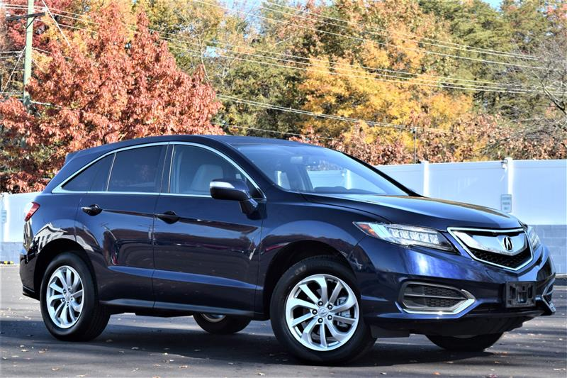 2018 ACURA RDX AWD w/ Technology Package