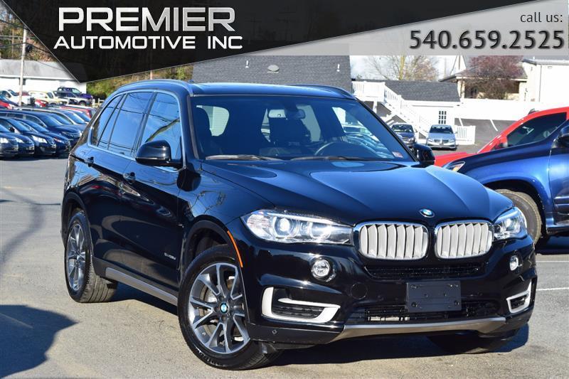 2017 BMW X5 xDrive35d XLINE