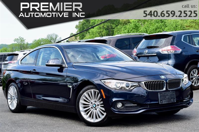 2015 BMW 4 SERIES 428i xDrive Luxury Line