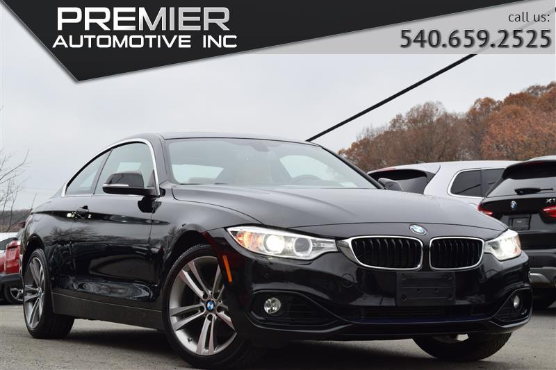 2016 BMW 4 SERIES 428i xDrive Sport Line