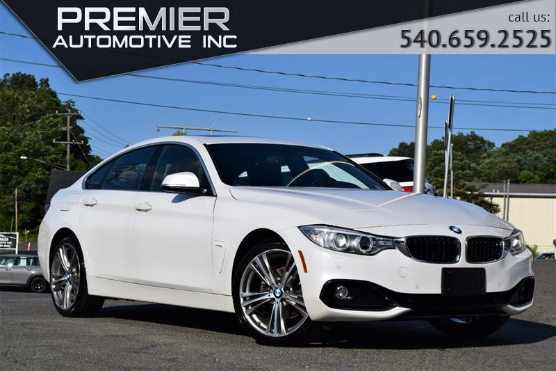 2017 BMW 4 SERIES 430i xDrive Sport Line
