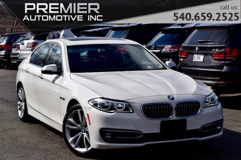 2015 BMW 5 SERIES 535i Luxury Line