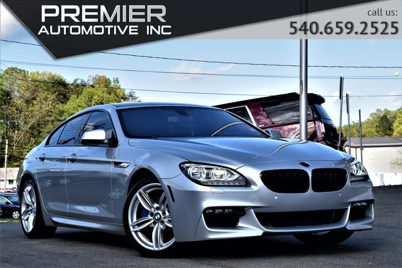 2015 BMW 6 SERIES 640i xDrive M Sport Gran Coupe