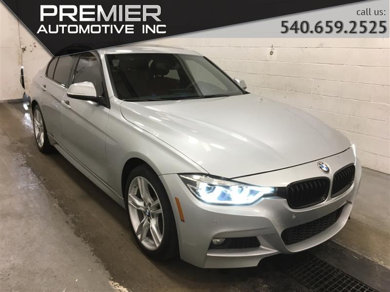 2016 BMW 3 SERIES 340i xDrive M Sport