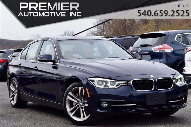 2016 BMW 3 SERIES 340i xDrive Sport Line