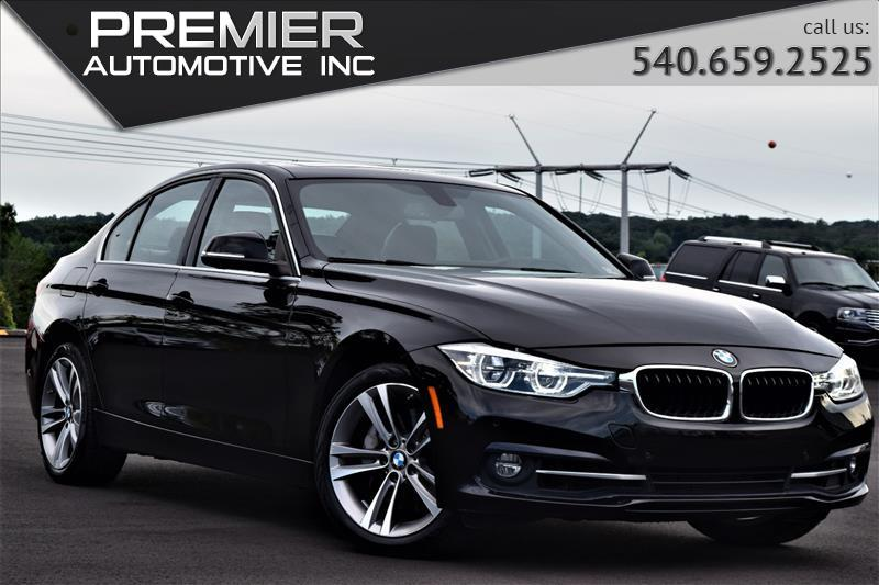 2017 BMW 3 SERIES 340i xDrive Sport Line