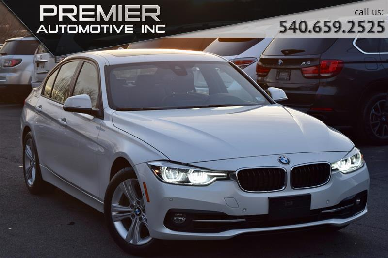 2016 BMW 3 SERIES 328i xDrive Sport Line