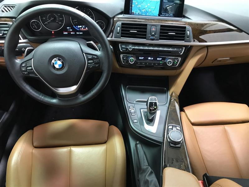 2016 BMW 3 SERIES 328i xDrive Luxury Line