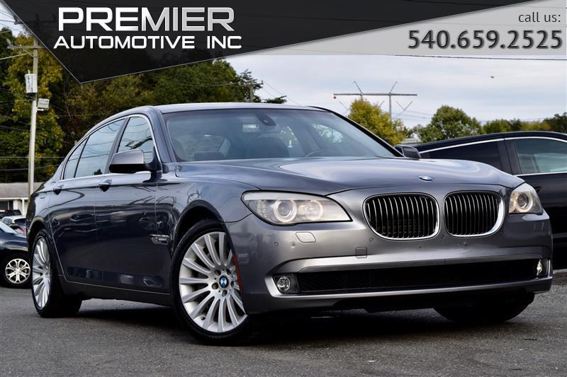 2012 BMW 7 SERIES 750Li xDrive
