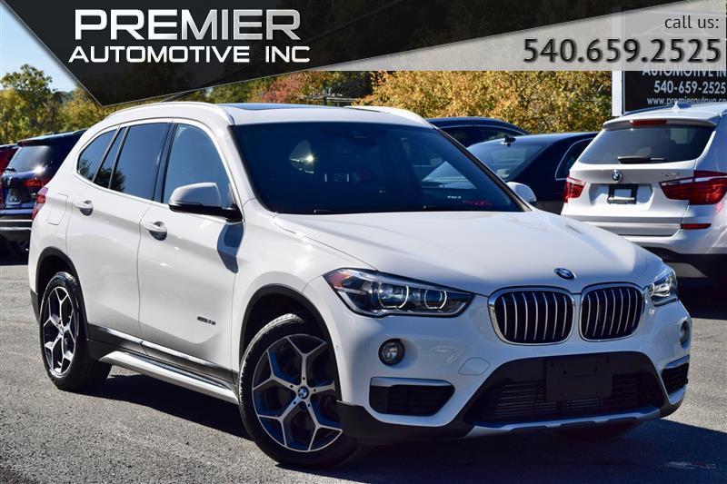 2016 BMW X1 xDrive28i xLine