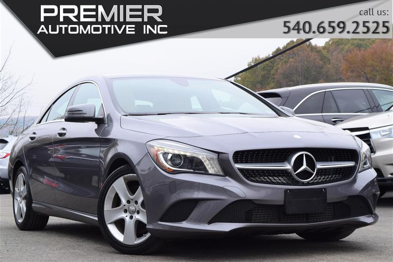 2016 MERCEDES-BENZ CLA CLA 250 4MATIC