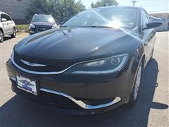 2016 CHRYSLER 200 Limited Platinum