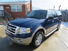2012 FORD EXPEDITION EL XLT 4WD with DVD