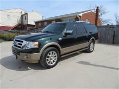 2013 FORD EXPEDITION EL XLT/King Ranch