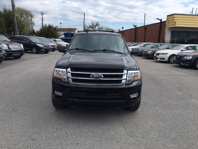 2016 FORD EXPEDITION XLT/King Ranch