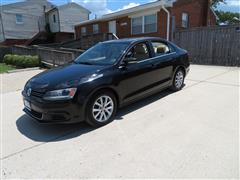 2014 VOLKSWAGEN JETTA SEDAN SE w/Connectivity/Sunroof