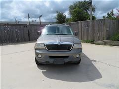 2003 LINCOLN AVIATOR Luxury/Premium