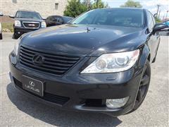 2011 LEXUS LS 460 L
