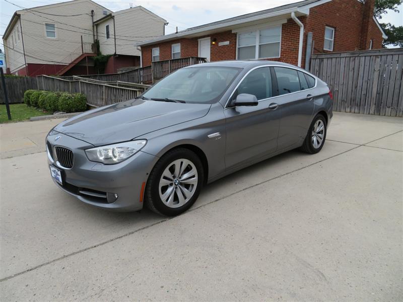 2011 BMW 5 SERIES GRAN TURISMO 535i xDrive