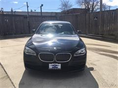 2014 BMW 7 SERIES ALPINA B7 xDrive/750Li xDrive