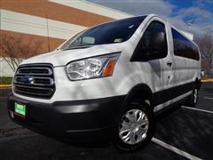 2015 FORD TRANSIT WAGON XLT 15 PASS