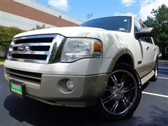 2008 FORD EXPEDITION EL Eddie Bauer/King Ranch