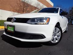 2014 VOLKSWAGEN JETTA SEDAN TDI Value Edition