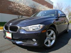 2015 BMW 3 SERIES 328i xDrive w/Navigation