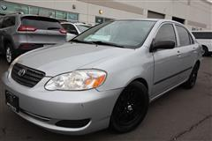 2005 TOYOTA COROLLA S - 5 SPD MANUAL