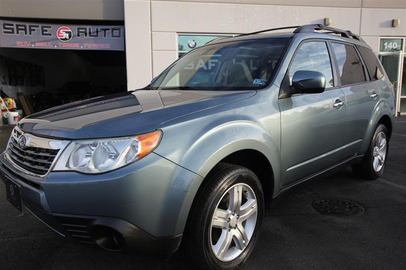 2009 subaru forester natl x w prem all weather chantilly virginia safe auto va 20152 safe auto trader