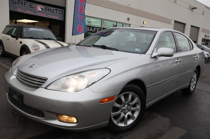 2003 LEXUS ES 300 COACH EDITION