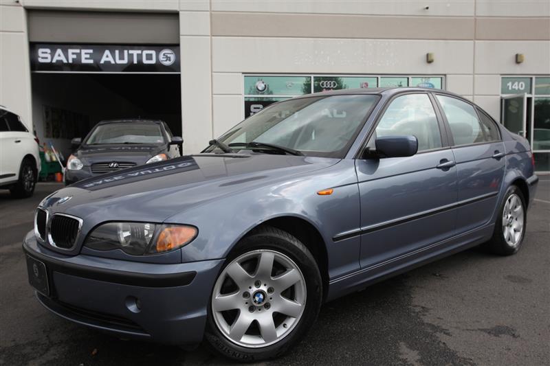 2005 BMW 3 SERIES 325i