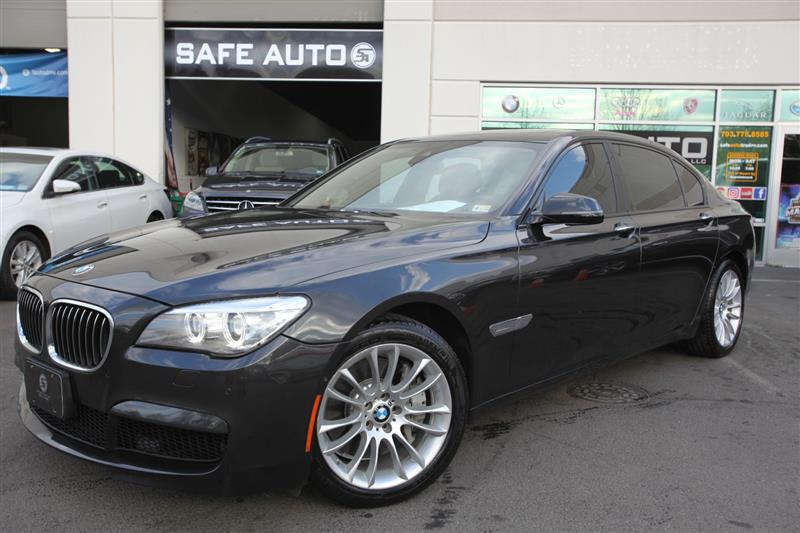 2013 BMW 7 SERIES 750Li xDrive/ALPINA B7 xDrive