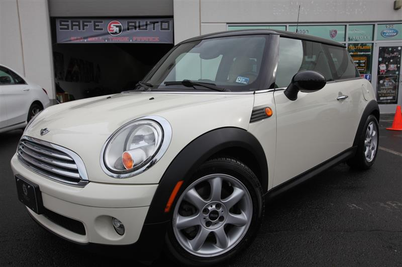 2010 MINI COOPER HARDTOP 6 Speed M/T